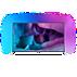 7600 series Svært slank 4K UHD-TV drevet av Android™