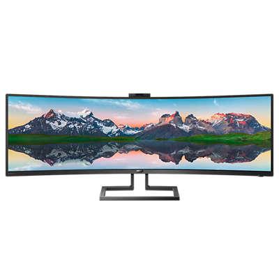 Brilliance 32:9 SuperWide 曲面 LCD 顯示器