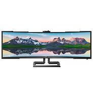 Brilliance Zakřivený displej LCD 32:9 SuperWide