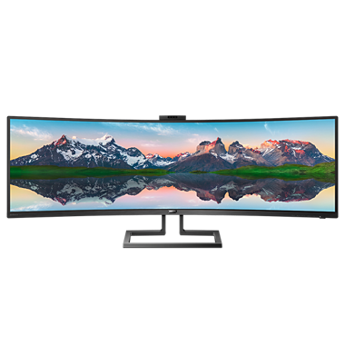 Brilliance Curved SuperWide-LCD-Display im Format 32:9