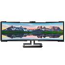 Brilliance 32:9 SuperWide kumer LCD-ekraan