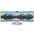 Brilliance Moniteur LCD incurvé 32:9 SuperWide
