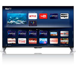 Slim Smart Ultra HDTV serie 7000