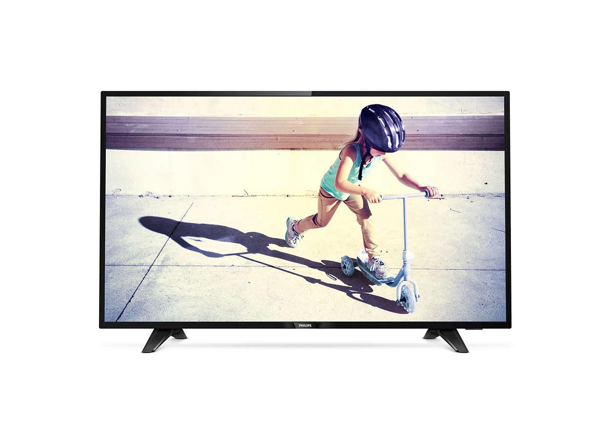 Televisor LED Full HD ultraplano