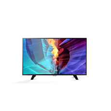 49PFT6100/56  Full HD Smart Slim LED TV