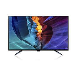 6700 series 4K 超薄智能 LED 電視