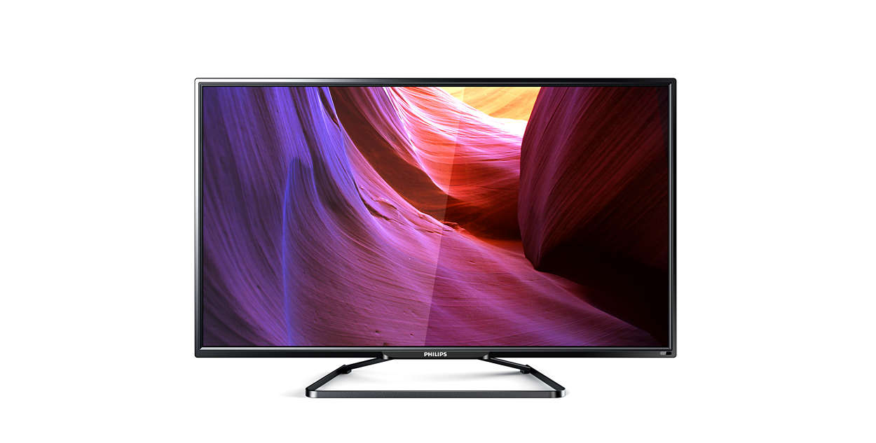 4K UHD 슬림 LED TV