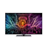 6000 series Ultraflacher 4K Smart LED-Fernseher