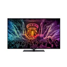 49PUS6031S/12  Ultraflacher 4K Smart LED-Fernseher