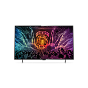 6000 series 4K Ultra İnce Smart LED TV