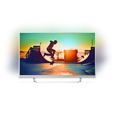 49PUS6482/12  Televisor 4K ultraplano con tecnología Android TV