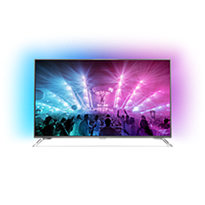 49PUS7101/12  Ultraflacher 4K Fernseher powered by Android TV™