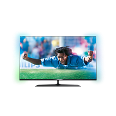 49PUS7809/12  Ultraflacher Smart 4K Ultra HD-LED-Fernseher