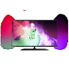 49PUS7909/12  Erittäin ohut 4K UHD -TV ja Android™-järjestelmä