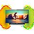 6000 series Ультратонкий светодиодный телевизор 4K Smart LED TV