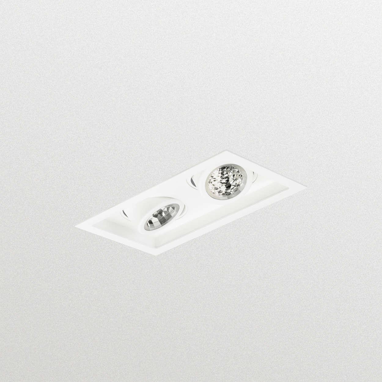 StoreFlux: potente iluminación de acento LED que se mezcla perfectamente en la arquitectura de la tienda