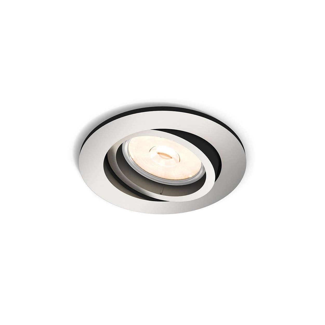 Stwórz odpowiedni styl oświetlenia