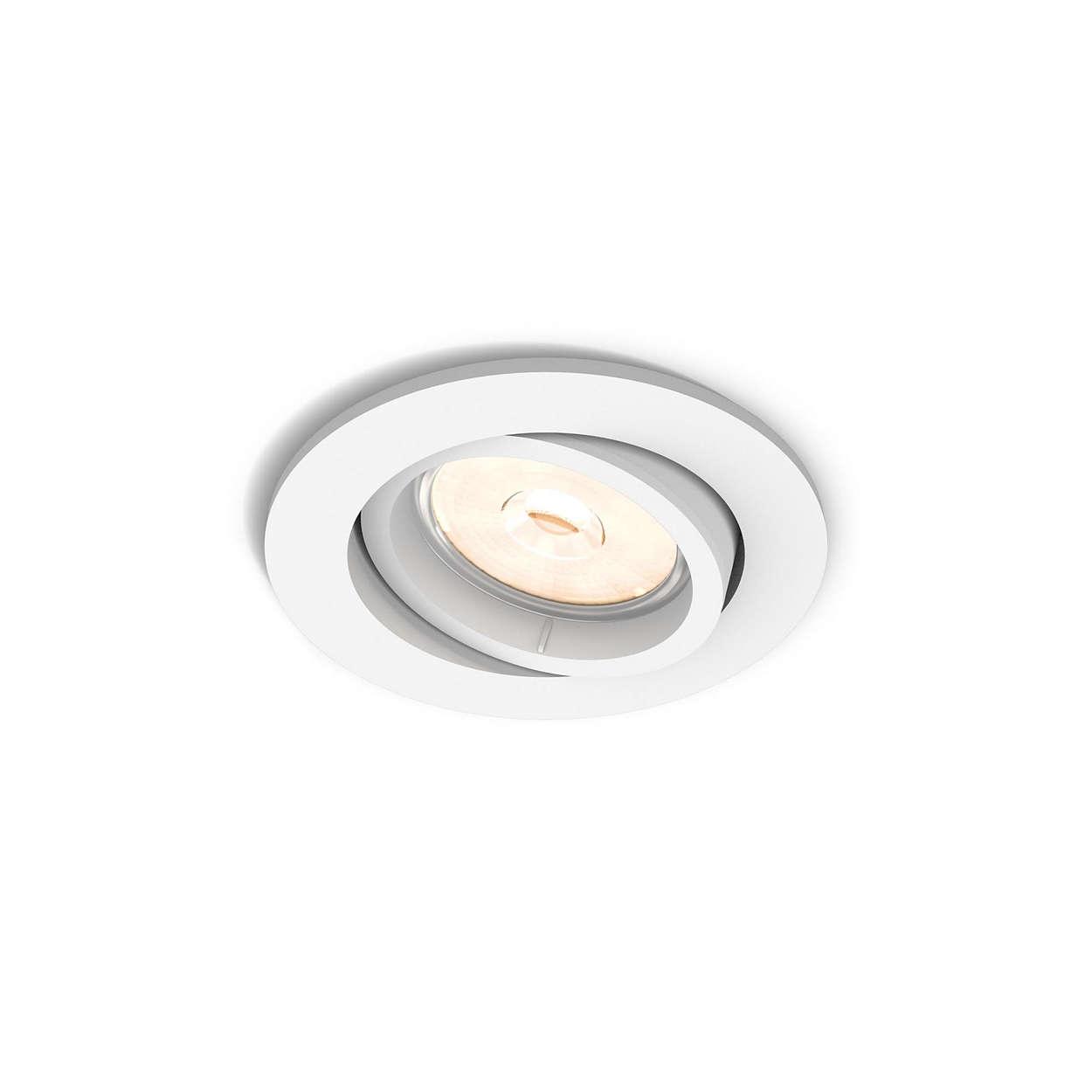 Skapa den rätta ljusstilen
