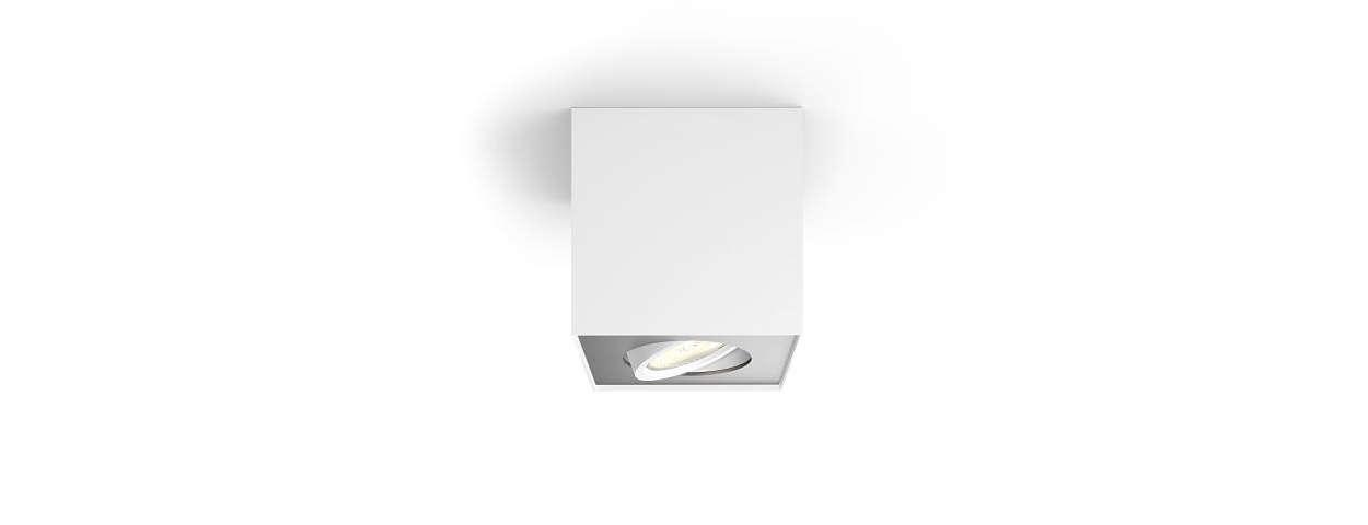 Jasne i ciepłe światło dostosowane do Twoich potrzeb
