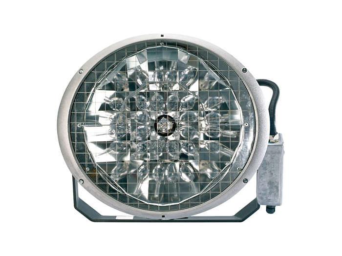 MVF404 con ottica B7
