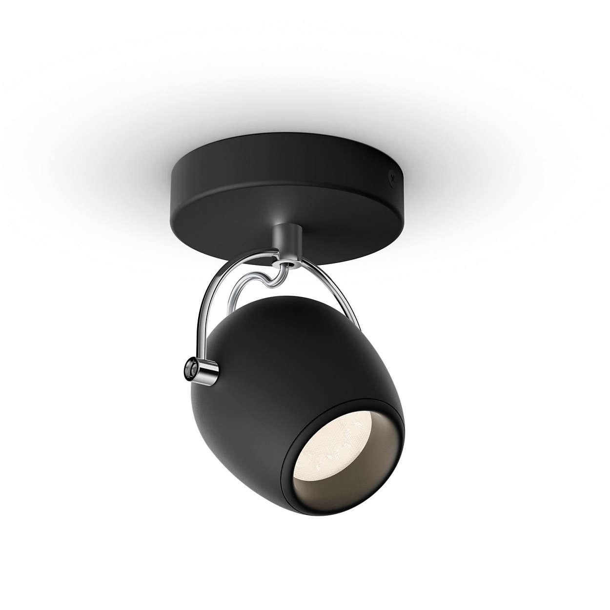 Komfortabelt LED-lys som er behagelig for øynene dine