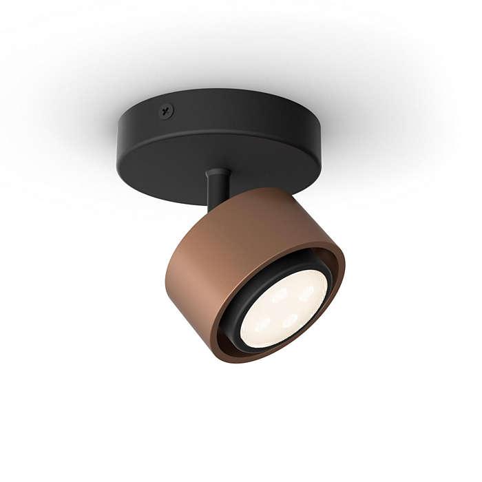 Mukava LED-valo hemmottelee silmiäsi