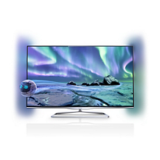 50PFL5008H/12  Ultraflacher 3D Smart LED-Fernseher