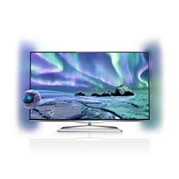 5000 series Izjemno tanek LED-televizor 3D Smart