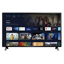 Téléviseur Android DEL Ultra HD 4K de série 5700