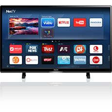 50PFL5901/F7  5000 series Smart Ultra HDTV