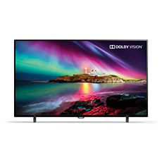 50PFL6602/F7  6000 series Smart Ultra HDTV