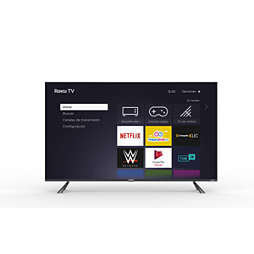 Roku TV Smart Ultra HDTV serie 6000