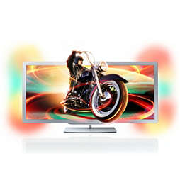 Cinema 21:9 Gold Series Smart LED TV