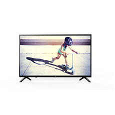 50PFS4012/12 -    Ultratunn LED-TV med Full HD