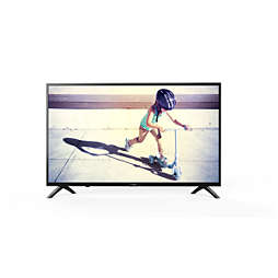 4000 series Ultratunn LED-TV med Full HD