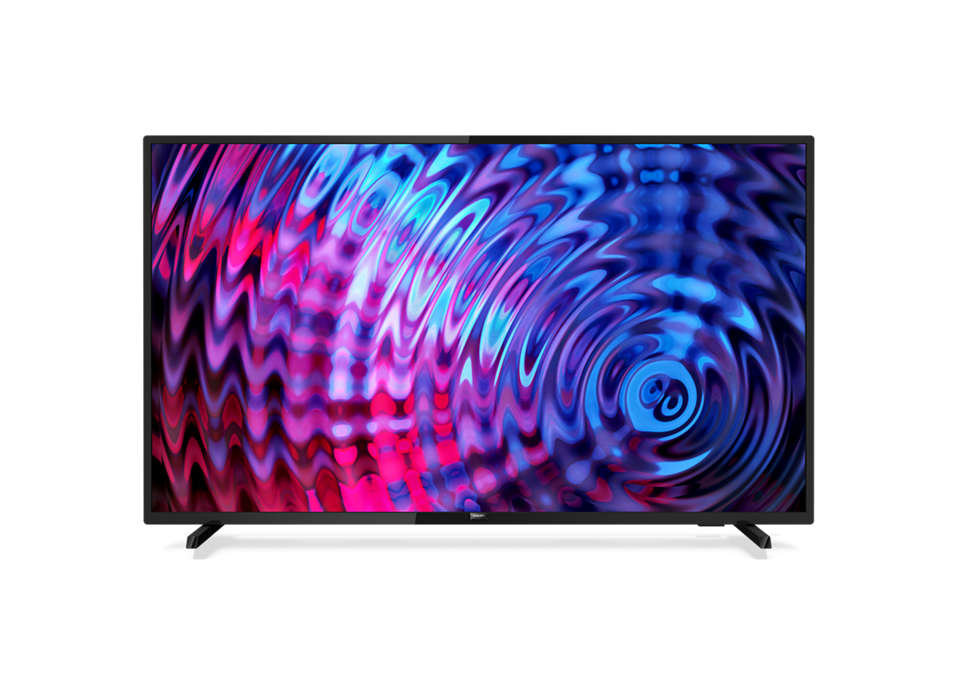Téléviseur LED ultra-plat Full HD