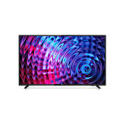 5500 series Niezwykle smukły telewizor LED Full HD
