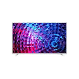 5800 series Εξαιρετικά λεπτή Smart TV Full HD LED