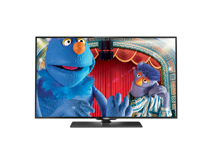 LED-TV med Full HD