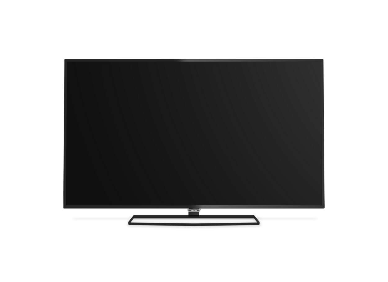 6000 series Full HD Slim LED TV powered by Android™