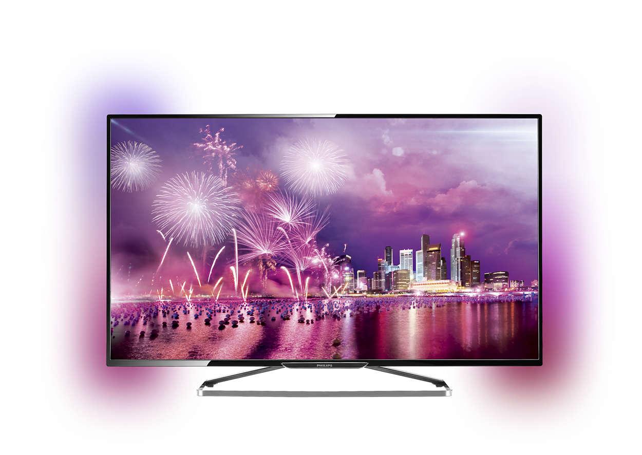 TV màn hình LED mỏng HD đầy đủ