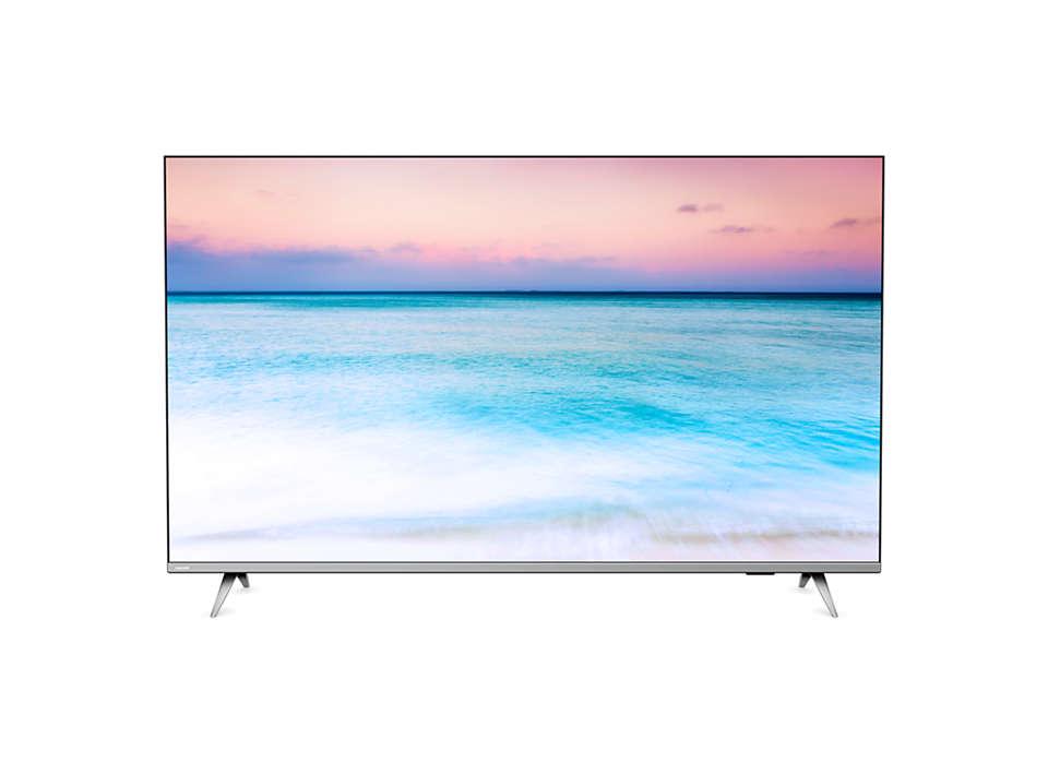 4K Ultra Smart LED 電視