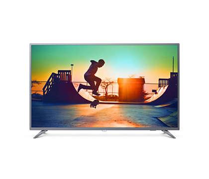 Smart TV Ultra Slim 4K UHD