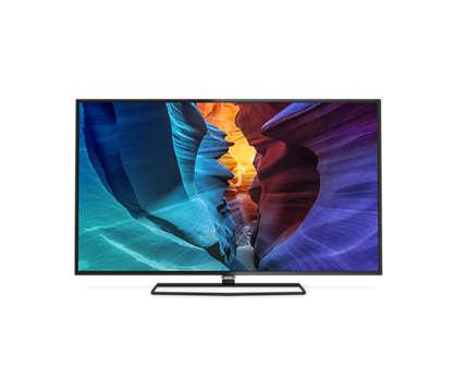 Tanek LED-televizor 4K UHD s programom Android