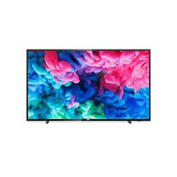 6500 series Ļoti plāns 4K UHD LED Smart TV