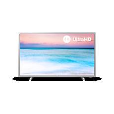 50PUS6554/12  Téléviseur SmartTV 4KUHD LED