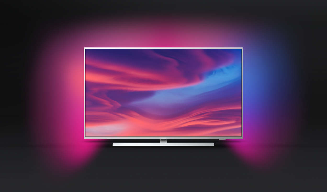 Android TV LED 4K UHD 50PUS7304/12 | Philips