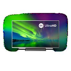 50PUS7504/12  LED televizor 4K UHD se systémem Android