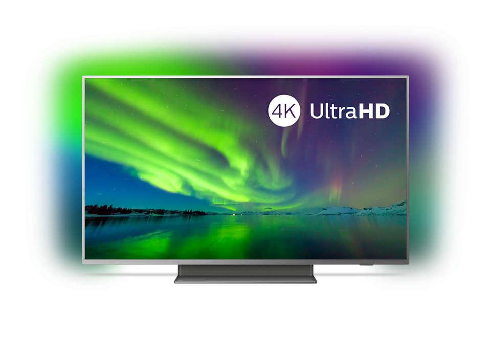 Telewizor LED 4K UHD Android