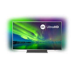 7500 series LED Android TV srozlíšením 4K UHD